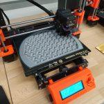 3D tiskárna Prusa v akci
